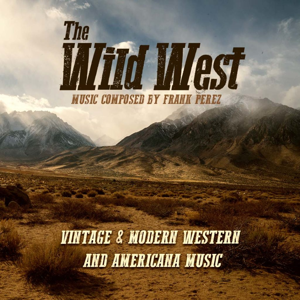 The Wild West Cover