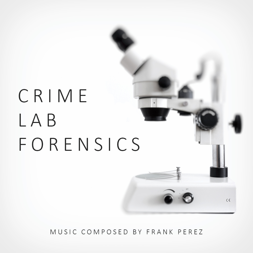 Crime Lab Forensics Artwork