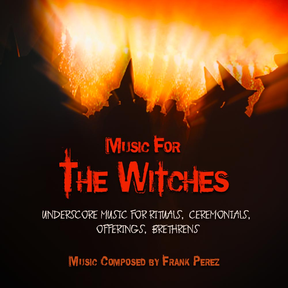 Music For The Witches Artwork